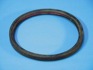 Резиновое двухлепестковое кольцо